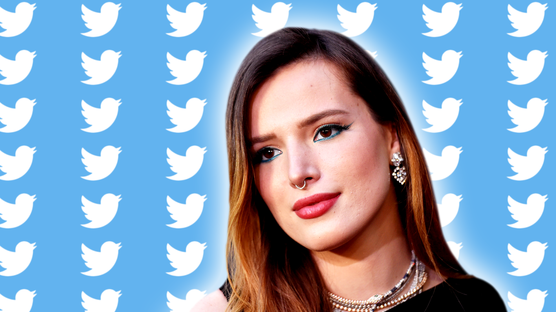 Bella Thorne Posts Her Own Topless Photos After Threats From Hacker