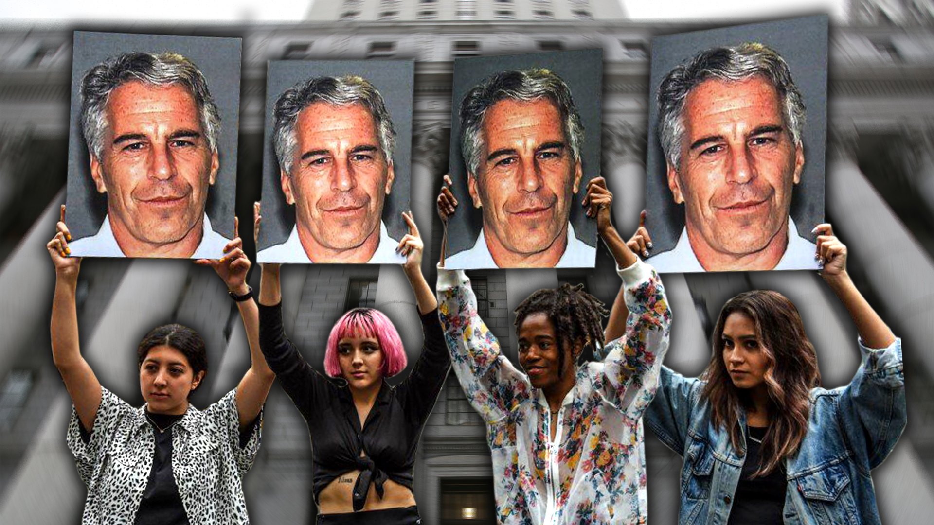 Image result for epstein parties