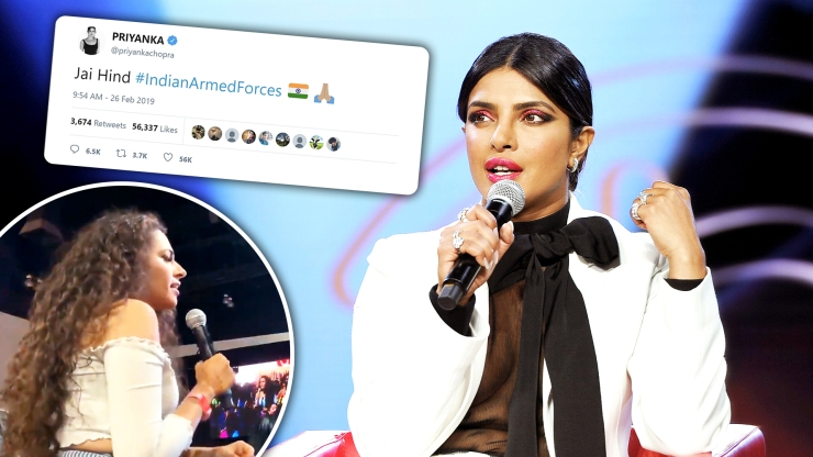 Influencer Ayesha Malik Accuses Priyanka Chopra of