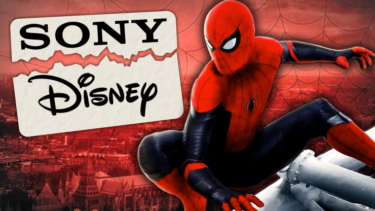 Spider-Man Out of Marvel Cinematic Universe After Disney
