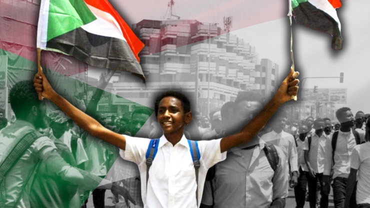 Sudan Closes Schools as Massive Protests Continue Over Student