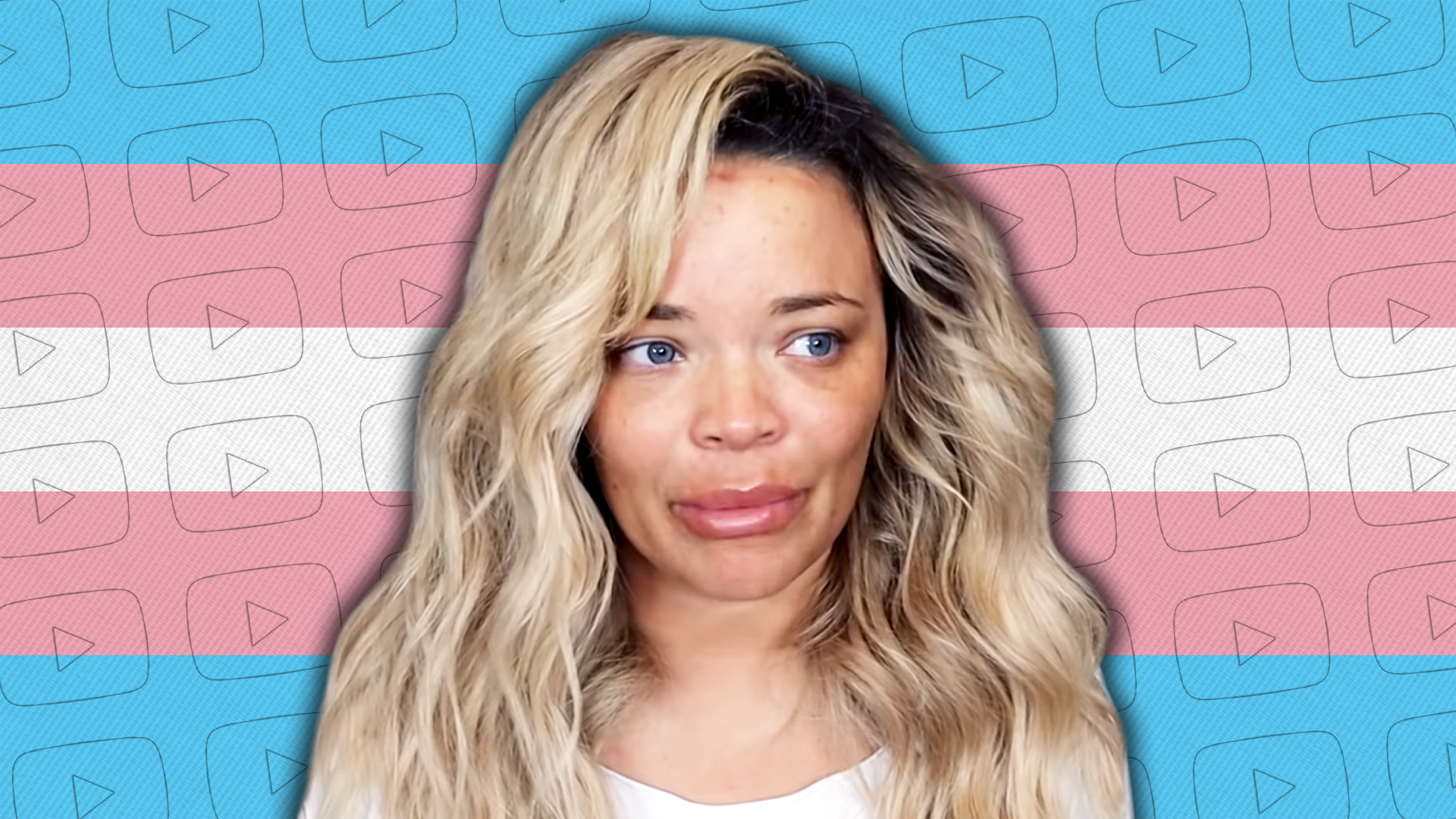 Trisha Paytas Accused of Exploiting Transgender Community
