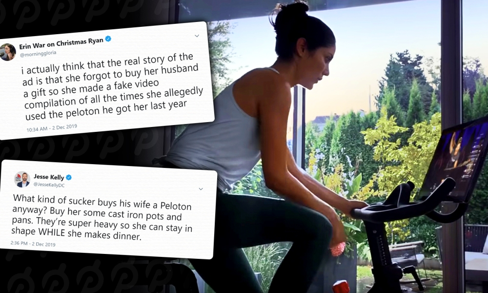 Image result for Peloton wife