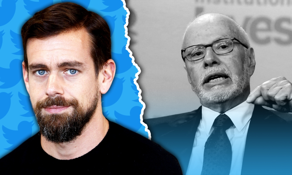 An Activist Hedge Fund Wants Jack Dorsey Out As Twitter Ceo Could That Change The Site Rogue Rocket