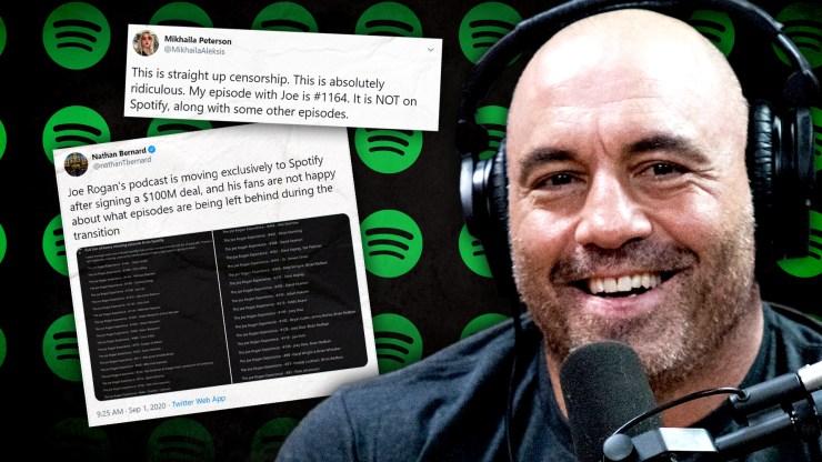 Joe Rogan Denies Spotify Censorship Rumors According To Alex Jones Rogue Rocket I should've guessed joe rogan's wife is smoking hot. joe rogan denies spotify censorship