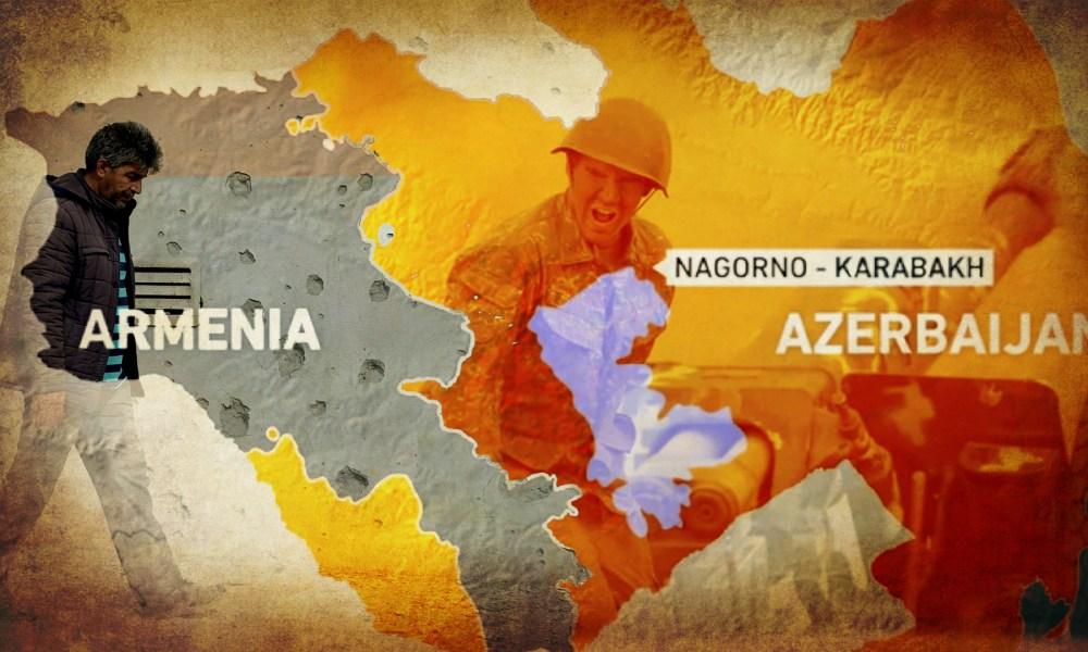 Brutal Fighting Continues Between Azerbaijan And Armenia Over Breakaway Region Rogue Rocket